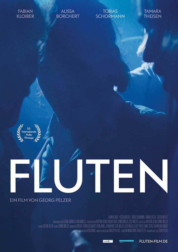 Fluten (Regie: Georg Pelzer) - Filmplakat