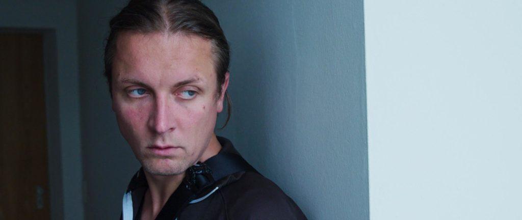 Fabian Kloiber in Fluten (Regie: Georg Pelzer) - Filmstill