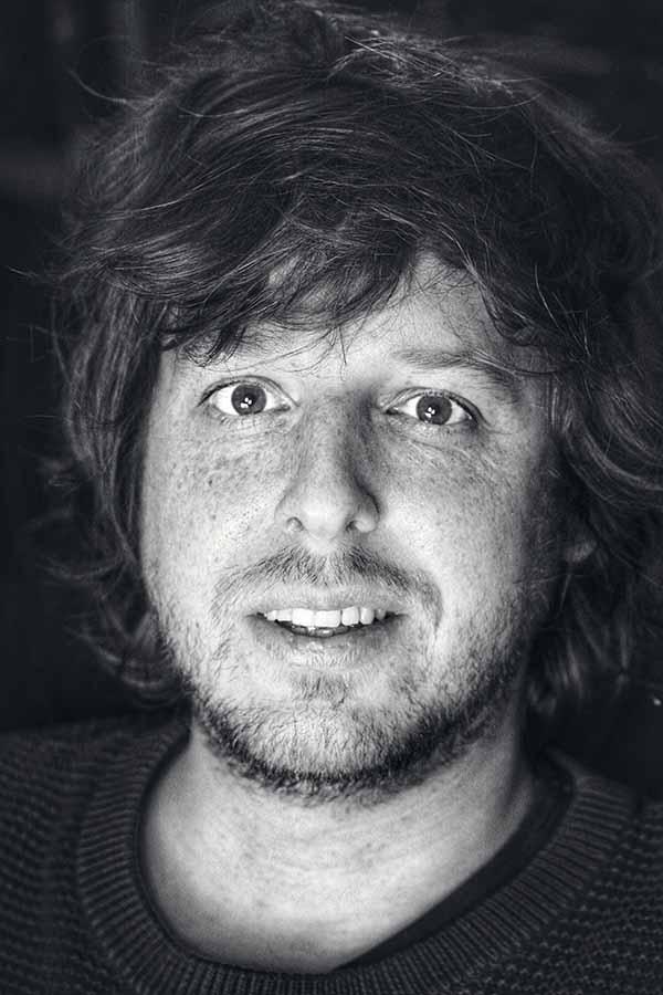 Regisseur und Filmemacher Georg Pelzer (2019, Foto: Lotte Müller)