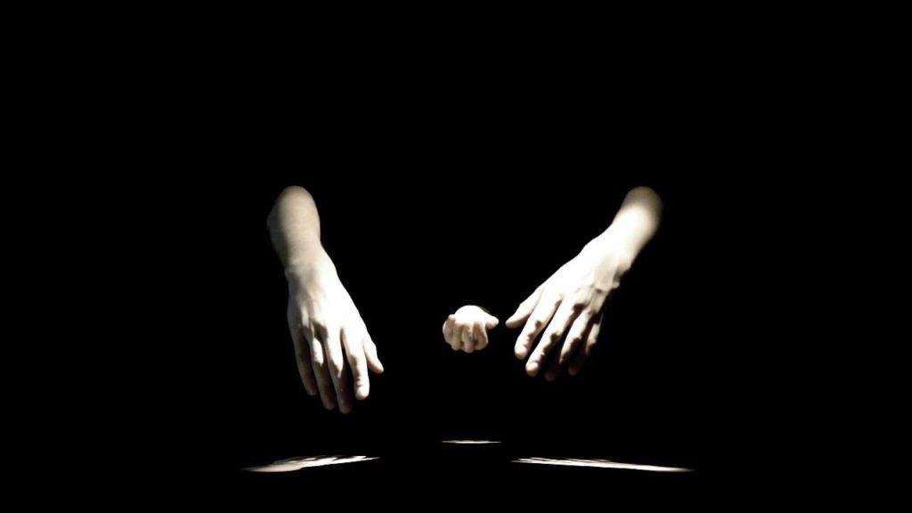 Ballettstunde (Videoinstallation von lena Kögl und Georg Pelzer)