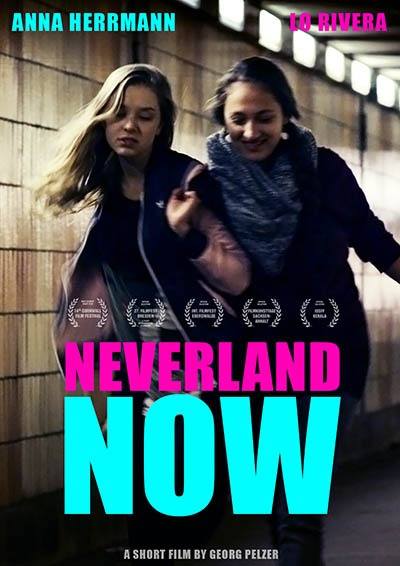 Neverland Now (R: Georg Pelzer) - Filmplakat