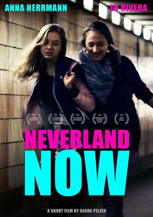 Neverland Now - movie poster - short film by Georg Pelzer
