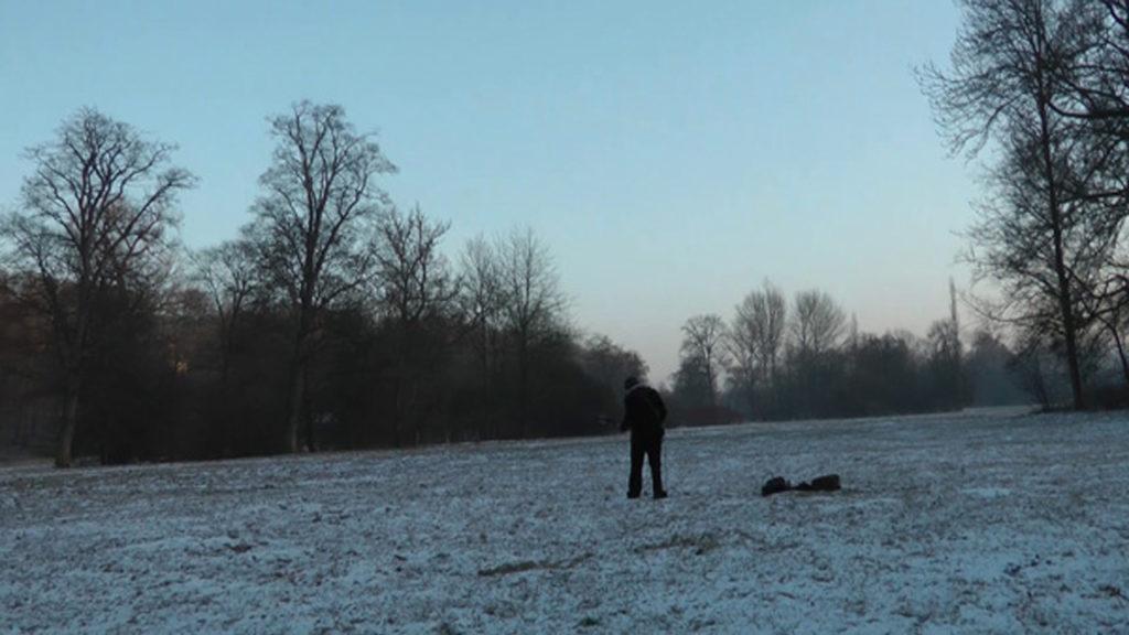 Filmstill - Piss in den Wind (Regie: Georg Pelzer)